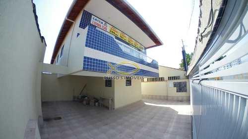 Sobrado de Condomínio, código 60019793 em Praia Grande, bairro Mirim
