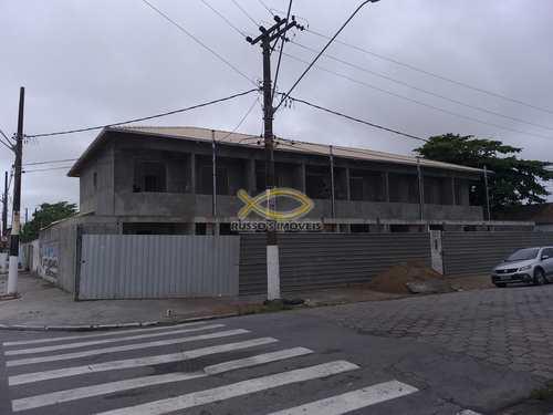 Sobrado de Condomínio, código 60019818 em Praia Grande, bairro Sítio do Campo