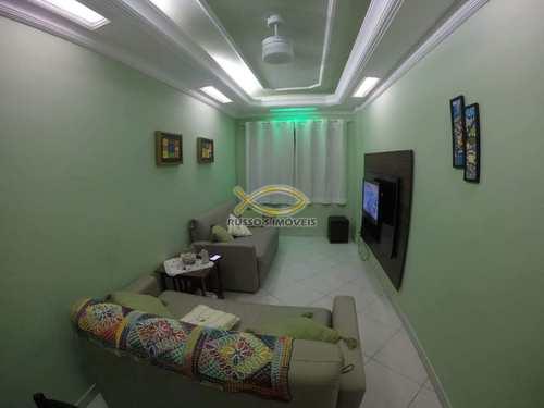 Apartamento, código 60019872 em Praia Grande, bairro Caiçara