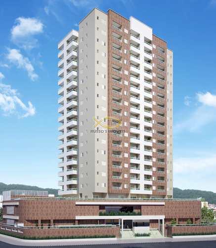 Apartamento, código 60019876 em Praia Grande, bairro Caiçara