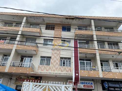 Apartamento, código 60020010 em Praia Grande, bairro Boqueirão
