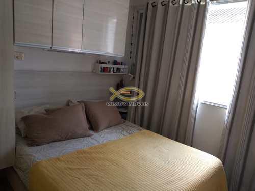 Apartamento, código 60020122 em Praia Grande, bairro Guilhermina