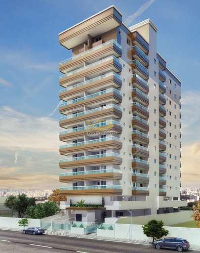 Apartamento, código 60020165 em Praia Grande, bairro Guilhermina