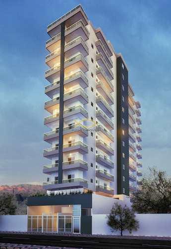 Apartamento, código 60020168 em Praia Grande, bairro Boqueirão