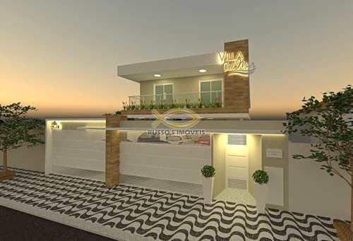 Casa de Condomínio, código 60020262 em Praia Grande, bairro Vila Sônia