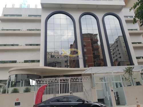 Apartamento, código 60020568 em Praia Grande, bairro Canto do Forte