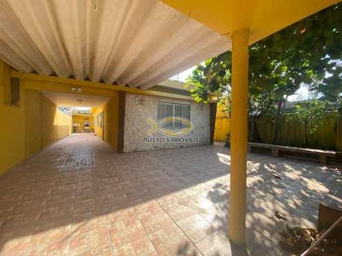 Casa, código 60020620 em Praia Grande, bairro Maracanã