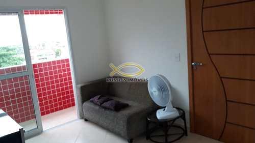 Apartamento, código 60020656 em Praia Grande, bairro Real
