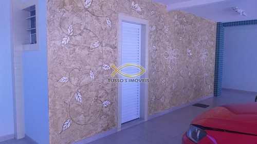 Sobrado de Condomínio, código 60020665 em Praia Grande, bairro Sítio do Campo
