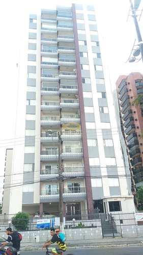 Apartamento, código 60020682 em Praia Grande, bairro Guilhermina