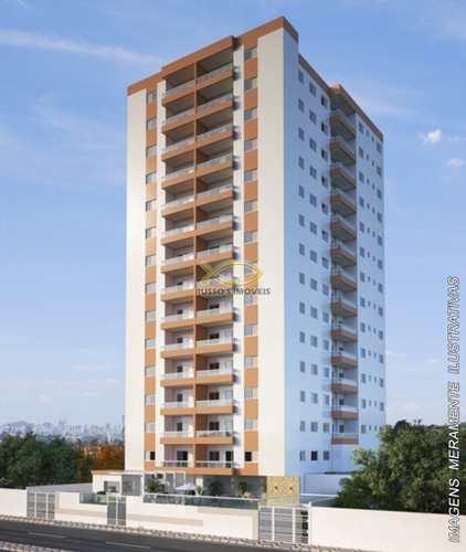 Apartamento, código 60020747 em Praia Grande, bairro Guilhermina