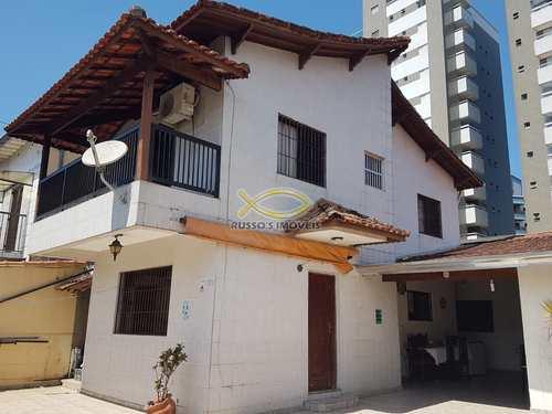 Sobrado, código 60020844 em Praia Grande, bairro Mirim