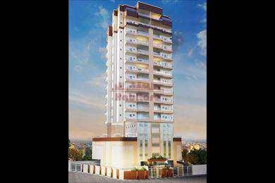 Apartamento, código 658400 em Praia Grande, bairro Aviação