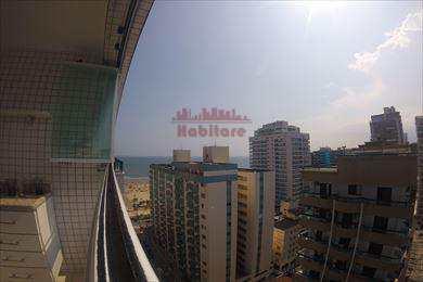 Apartamento, código 648900 em Praia Grande, bairro Canto do Forte