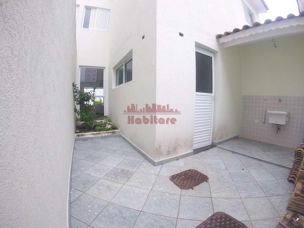 Sobrado de Condomínio em Praia Grande, no bairro Canto do Forte