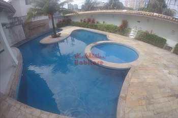 Sobrado de Condomínio, código 648400 em Praia Grande, bairro Canto do Forte