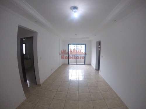 Apartamento, código 646900 em Praia Grande, bairro Guilhermina