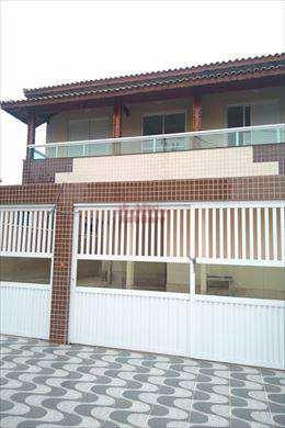 Sobrado de Condomínio, código 643200 em Praia Grande, bairro Melvi
