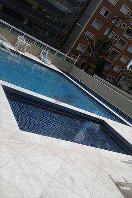 Apartamento, código 640900 em Praia Grande, bairro Boqueirão