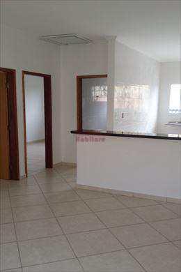 Casa de Condomínio, código 635200 em Praia Grande, bairro Sítio do Campo
