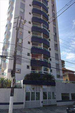 Apartamento, código 633500 em Praia Grande, bairro Guilhermina