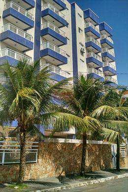 Apartamento, código 632400 em Praia Grande, bairro Aviação
