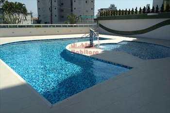 Apartamento, código 631000 em Praia Grande, bairro Guilhermina