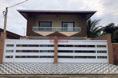 Sobrado de Condomínio, código 651000 em Praia Grande, bairro Maracanã