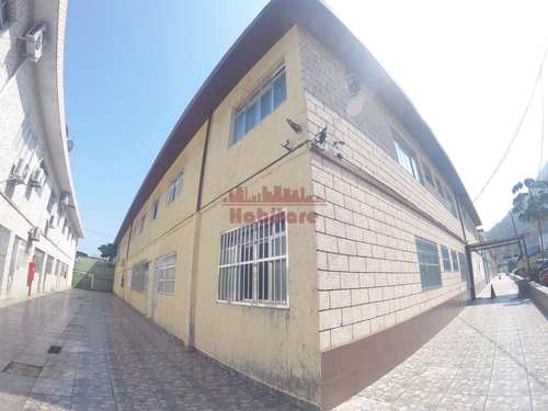 Kitnet, código 626900 em Praia Grande, bairro Canto do Forte