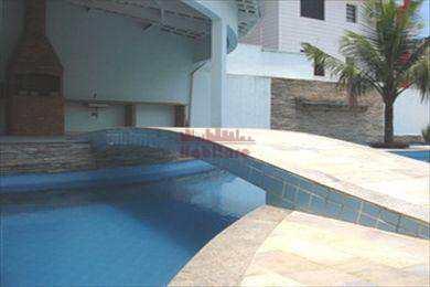 Sobrado de Condomínio, código 624800 em Praia Grande, bairro Canto do Forte