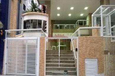 Apartamento, código 617500 em Praia Grande, bairro Aviação