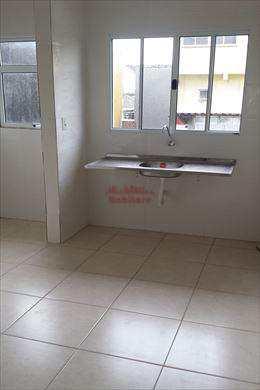 Sobrado de Condomínio, código 616800 em Praia Grande, bairro Sítio do Campo