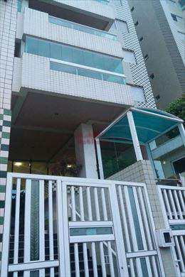 Apartamento, código 611400 em Praia Grande, bairro Aviação
