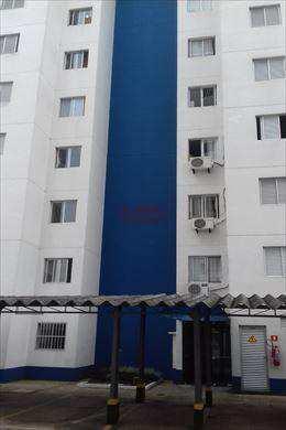 Apartamento, código 608400 em Praia Grande, bairro Canto do Forte