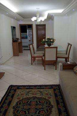 Apartamento, código 599700 em Praia Grande, bairro Aviação