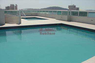 Apartamento, código 589300 em Praia Grande, bairro Guilhermina