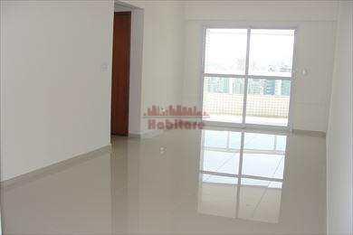 Apartamento, código 589200 em Praia Grande, bairro Guilhermina