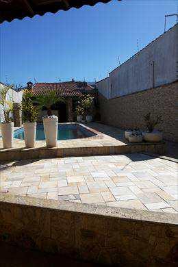 Casa, código 580700 em Praia Grande, bairro Real