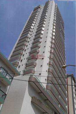 Apartamento, código 576200 em Praia Grande, bairro Guilhermina