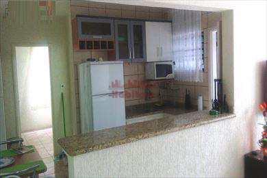 Apartamento, código 572700 em Praia Grande, bairro Guilhermina