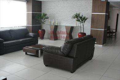 Apartamento, código 565100 em Praia Grande, bairro Guilhermina