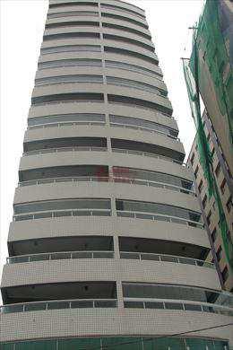 Apartamento, código 565200 em Praia Grande, bairro Guilhermina