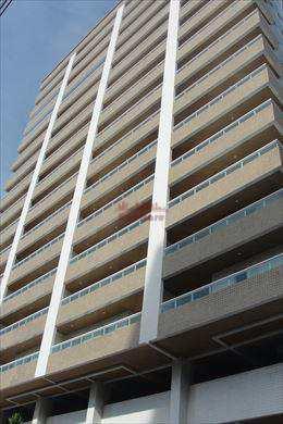 Apartamento, código 550700 em Praia Grande, bairro Guilhermina