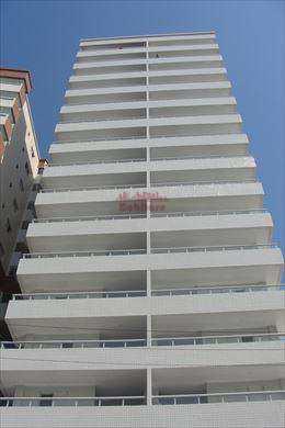 Apartamento, código 549800 em Praia Grande, bairro Guilhermina