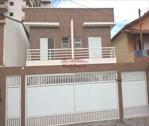 Casa de Condomínio, código 542200 em Praia Grande, bairro Guilhermina