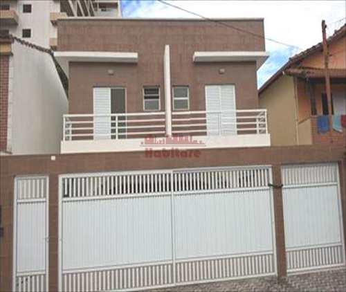 Casa de Condomínio, código 542100 em Praia Grande, bairro Guilhermina