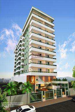 Apartamento, código 533300 em Praia Grande, bairro Canto do Forte