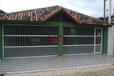 Casa de Condomínio, código 510400 em Praia Grande, bairro Aviação