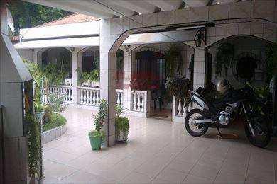 Casa em Santos, no bairro Castelo