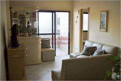Apartamento, código 496500 em Praia Grande, bairro Aviação